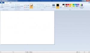 Программа Paint (Windows 7)