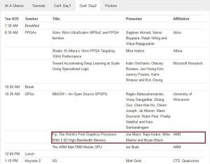 Появилось официальное подтверждение, что AMD Radeon R9 390X (Fiji) станет первой 3D-картой в мире с многослойной памятью HBM