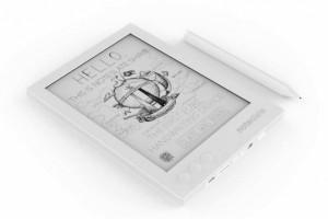 Noteslate Shiro — рукописные заметки на электронной бумаге